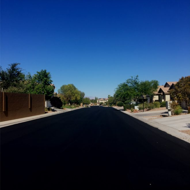 Thank You Ideal Community Management Group and Appaloosa Quarterhorse Canyon for Choosing Preferred Concrete Contracting to maintain the asphalt within your community.