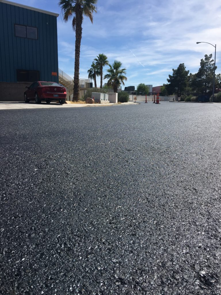Asphalt is an investment, one that needs to be protected and preserved just like gold.