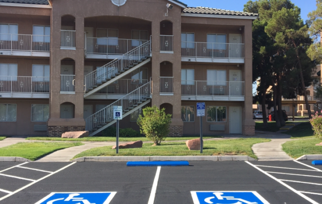 Local Standards for ADA Parking Stall Design